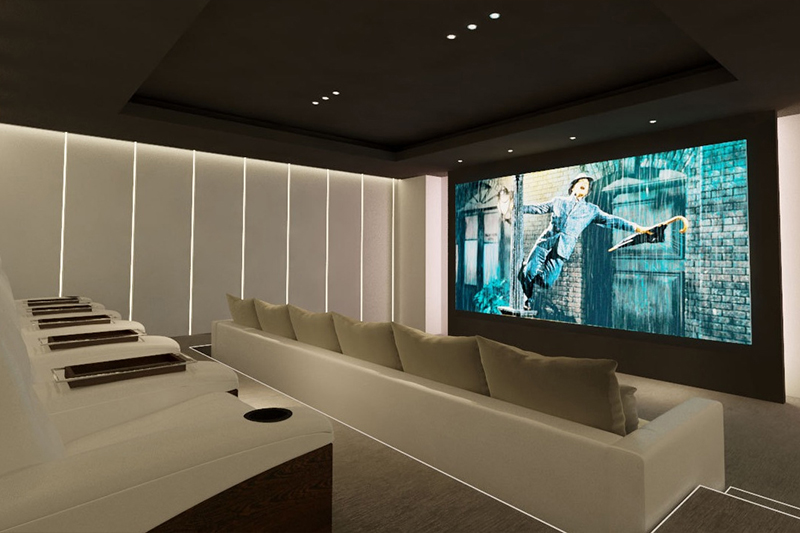 3 Questions To Ask Your Oakville Home Theatre Company